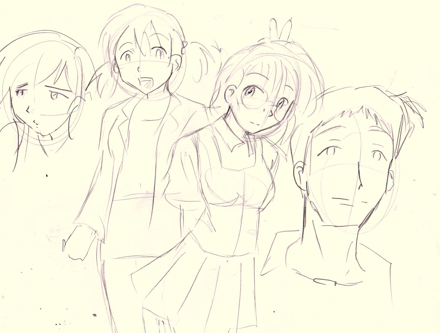 Manga Character Design Ideas : Anime character design ideas imgkid the image